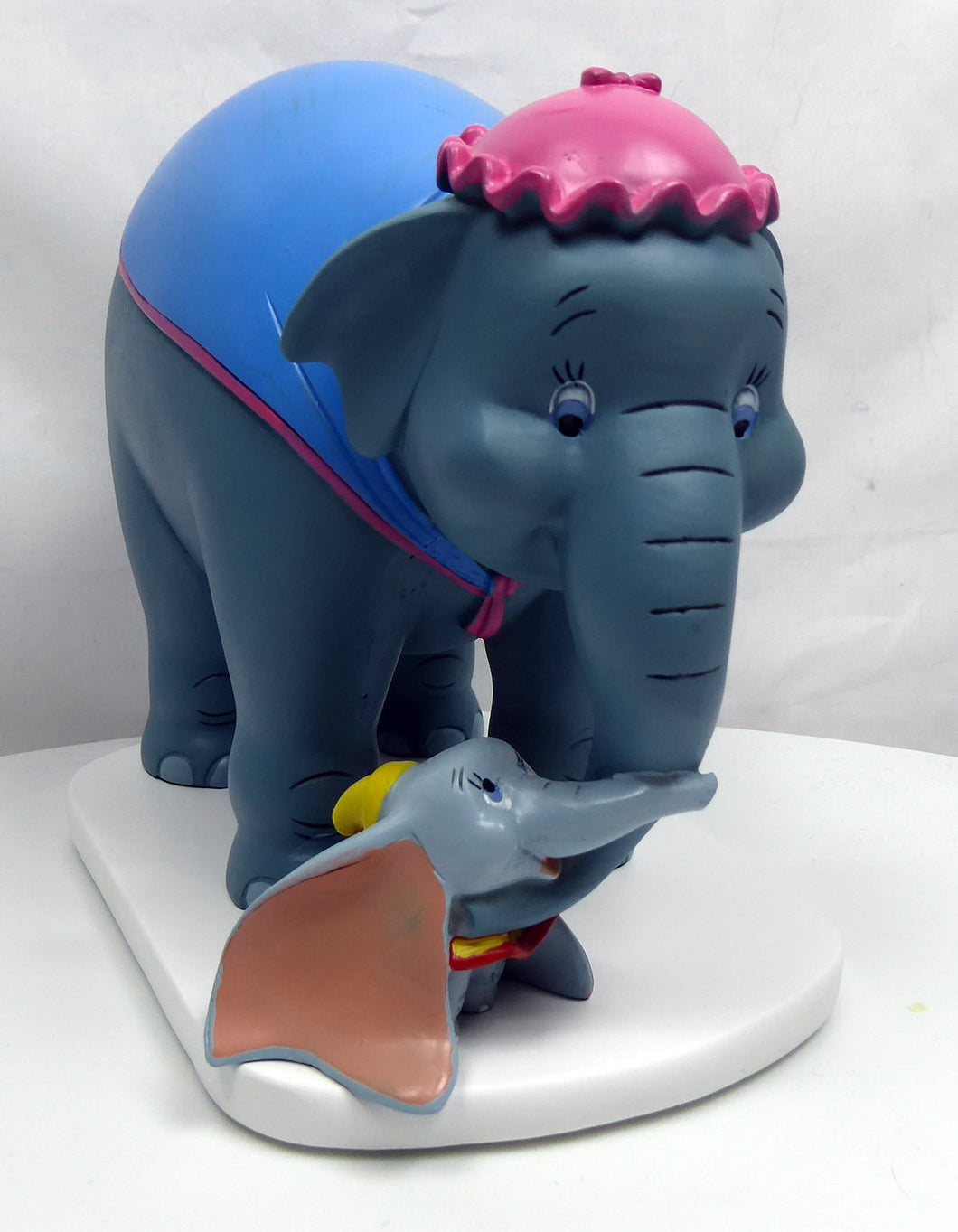 Disney Classic Figur WIDDOP Magical Moments : Dumbo &  Miss Jumbo Mama