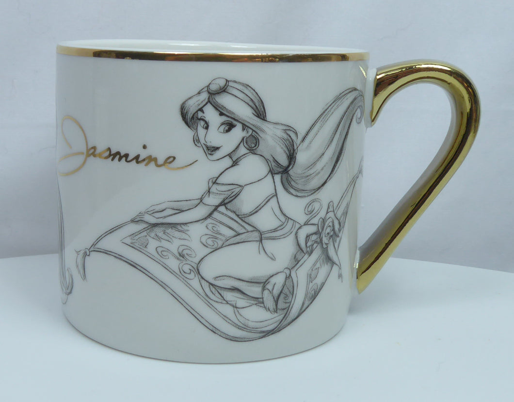 Disney Widdop Tasse MUG Magical Moments Jasmin aus Aladin