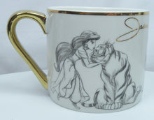 Laden Sie das Bild in den Galerie-Viewer, Disney Widdop Tasse MUG Magical Moments Jasmin aus Aladin