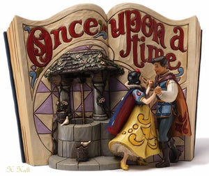 Disney Enesco Jim Shore Traditions Storybook Schneewittchen 2019