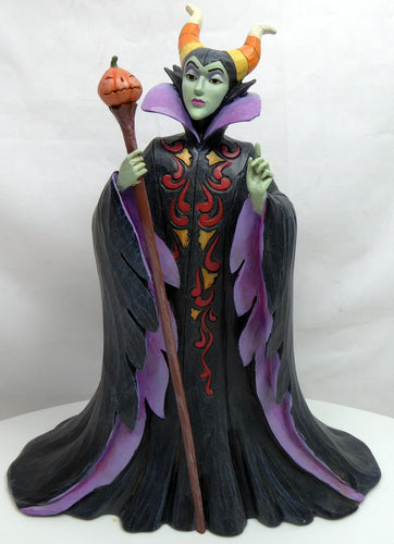 Disney Enesco Traditions Jim Shore Figur Maleficent Halloween Villain