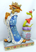 Laden Sie das Bild in den Galerie-Viewer, Disney Enesco Traditions Jim Shore Robin Hood Sir John & Hees 4050418