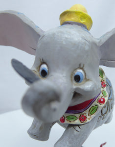 Disney Enesco Traditions Jim Shore Dumbo 4010028 Faith in Flight