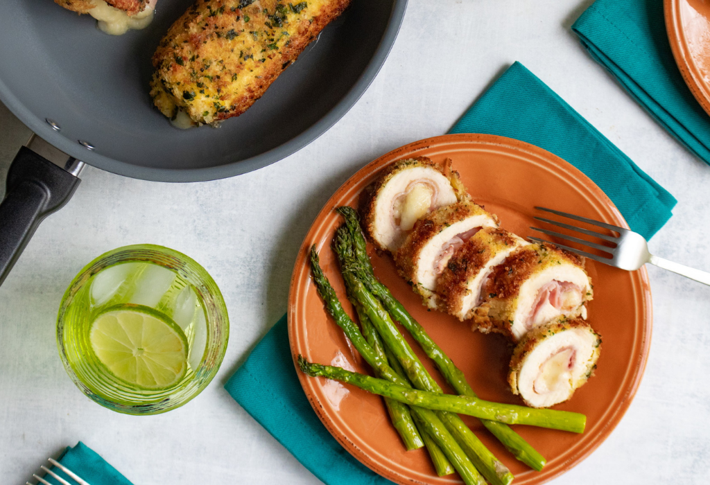 Chicken Cordon Bleu - Farberware
