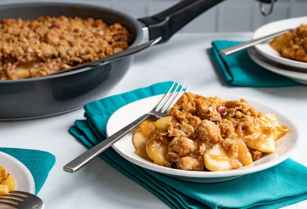 Skillet Apple Pie - Farberware