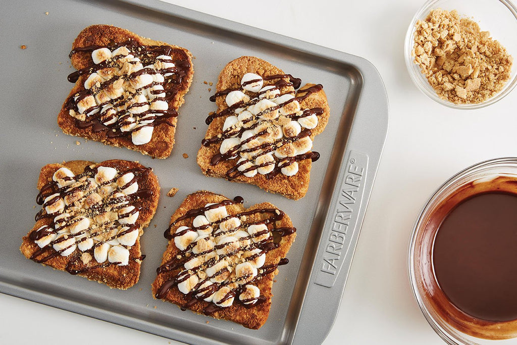 S'mores French Toast - Farberware