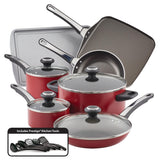 17-Piece Nonstick Cookware Set