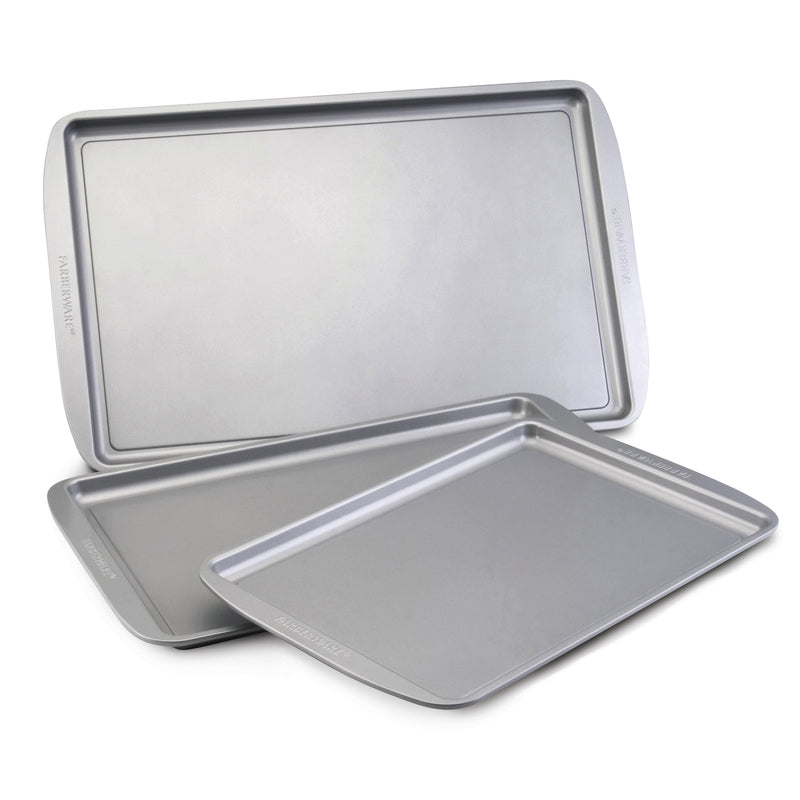 3-Piece Cookie Pan Set