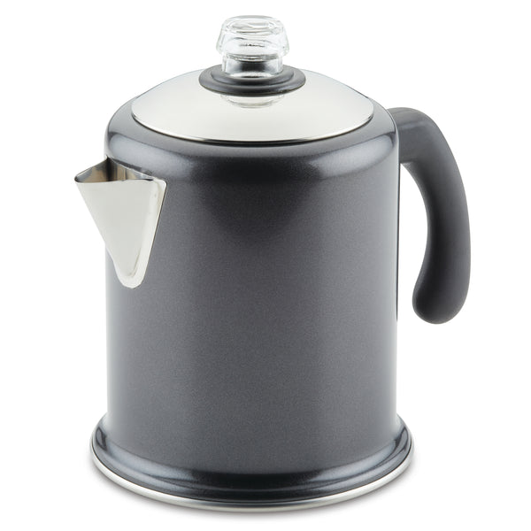 8-Cup Stovetop Coffee Percolator