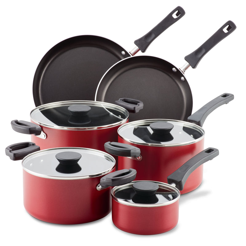 Nonstick Stacking Cookware Set