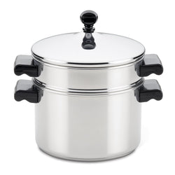 3-Quart Saucepot with Steamer Insert