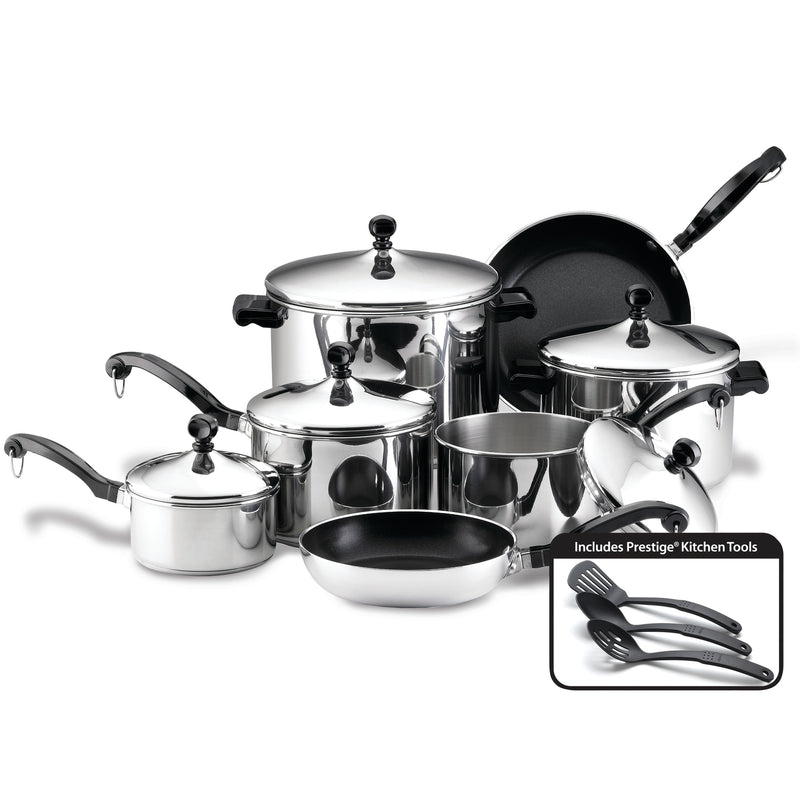 15-Piece Cookware Set