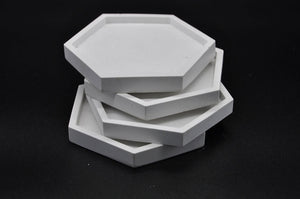 Hexagon Coaster Bundle of 4