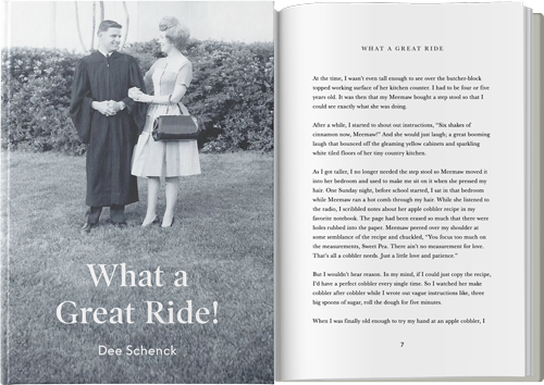What a Great Ride! by Dee Schenck