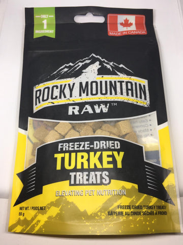 Freeze-Dried Turkey Treats