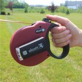 Retractable Leash Light