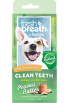 Fresh Breath Gel for Dogs Peanut Butter Flavour 4oz
