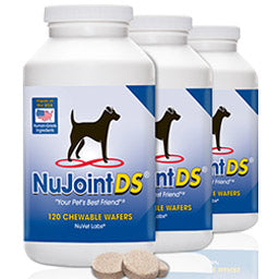 NuJoint DS - Double Strength Supplement for Hips and Joints