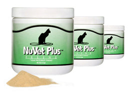 NuVet Plus Feline - Immune System Support for All Stages