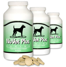 NuVet Plus - Immune System Support for All Stages