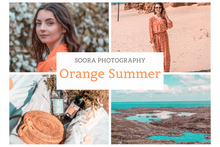 Charger l'image dans la galerie, Soora Orange Summer