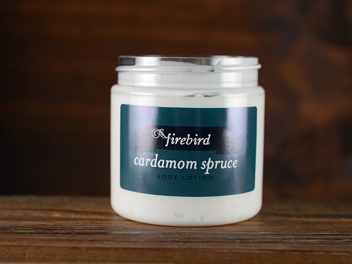 Cardamom Spruce Body Lotion