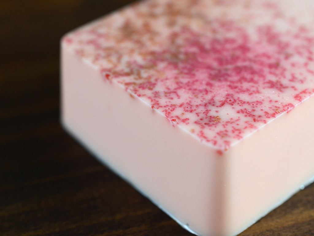 Coconut Peach Soap