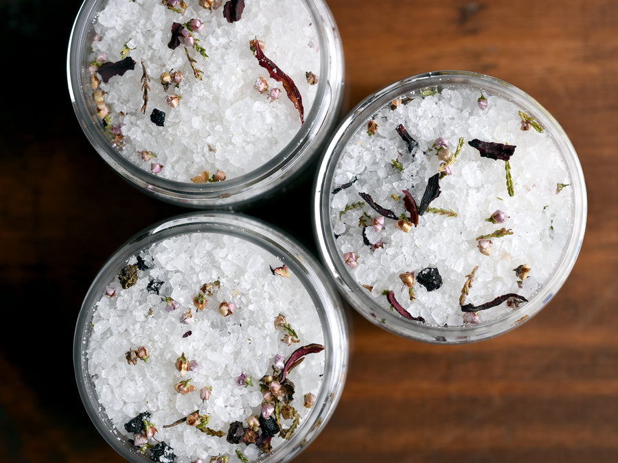 Wild Fig Bath Salts - Mini Jar