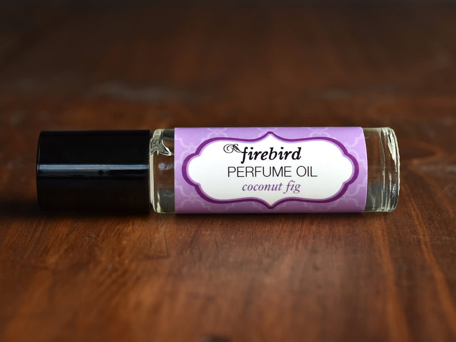 Coconut Fig Perfume