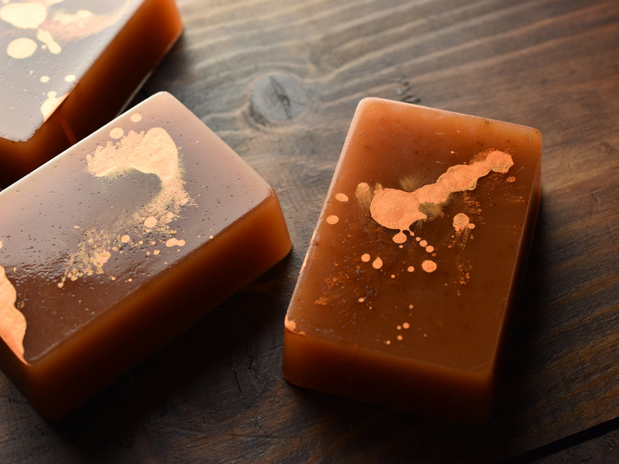 Cocoa Pumpkin Soap