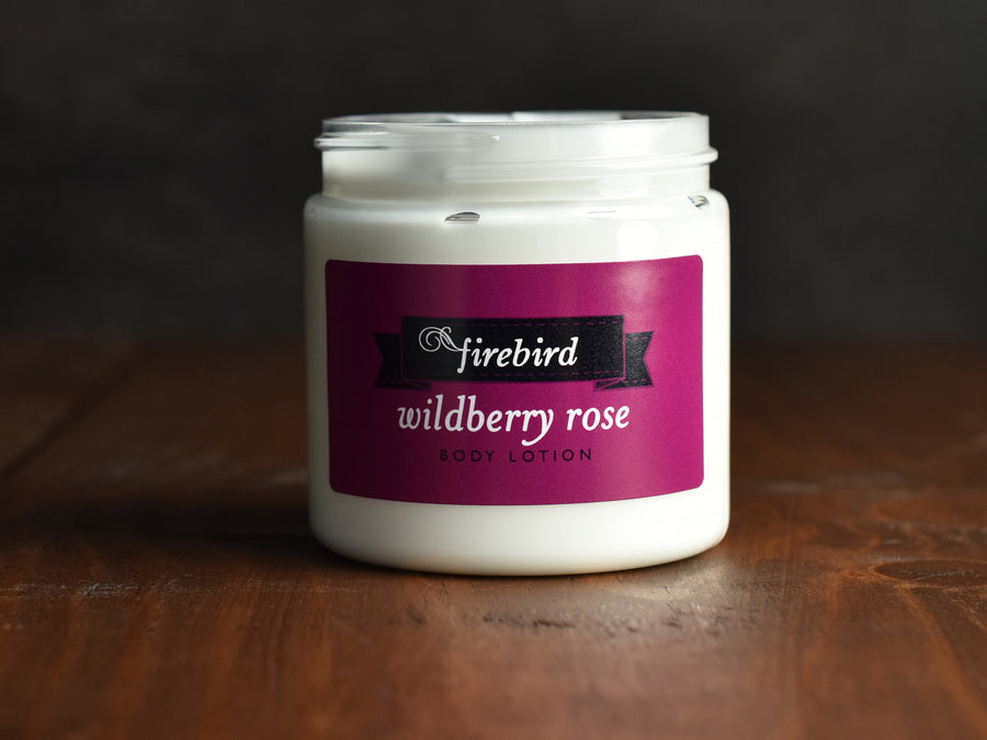 Wildberry Rose Body Lotion