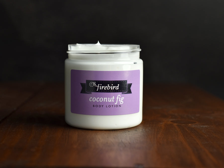 Coconut Fig Body Lotion