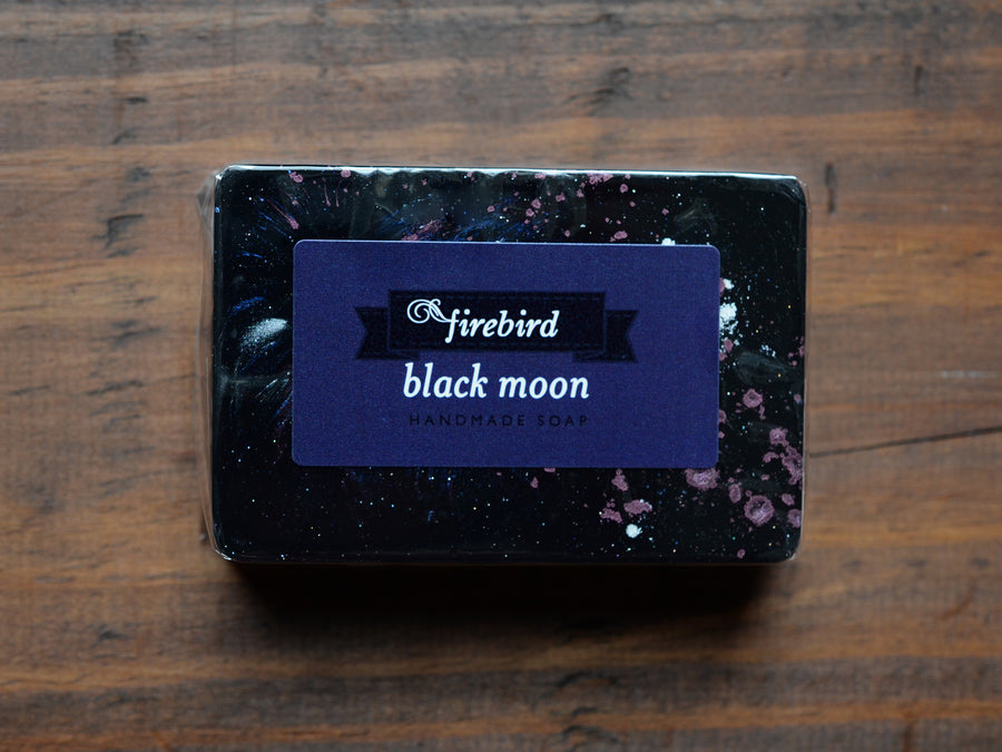 Black Moon Soap
