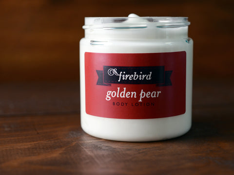 Golden Pear Body Lotion