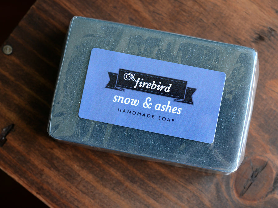 Snow & Ashes Soap