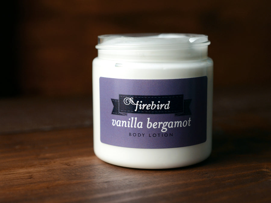 Vanilla Bergamot Body Lotion