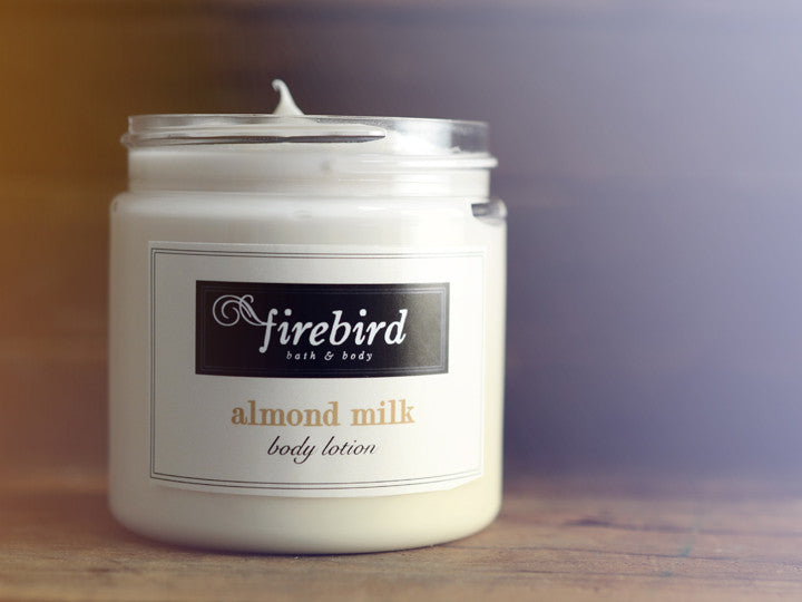 Almond Milk Body Lotion