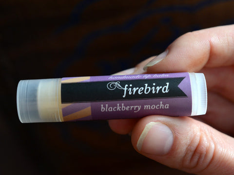 Blackberry Mocha Lip Balm