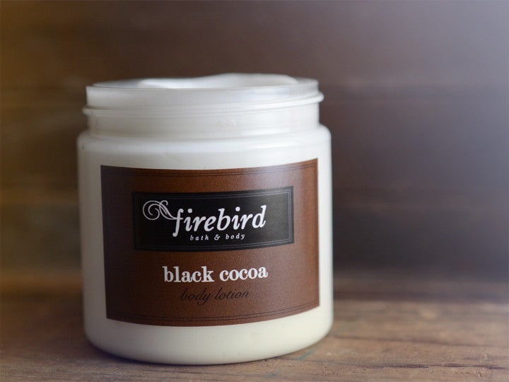 Black Cocoa Body Lotion