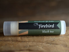 Black Tea Lip Balm