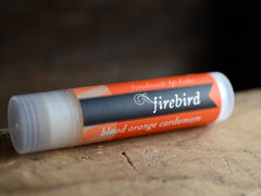 Blood Orange Cardamom Lip Balm