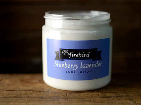 Blueberry Lavender Body Lotion