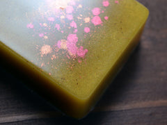 Bonfire Cider Soap
