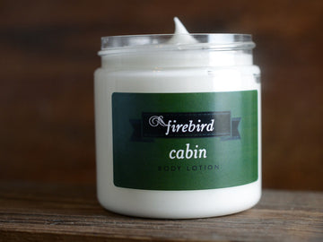 Cabin Body Lotion