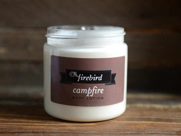 Campfire Body Lotion