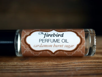 Cardamom Burnt Sugar Perfume