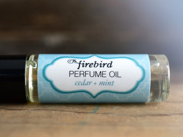 Cedar & Mint Perfume - LAST BATCH