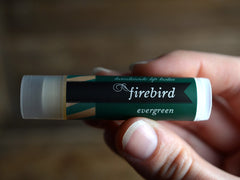 Evergreen Lip Balm