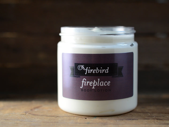 Fireplace Body Lotion