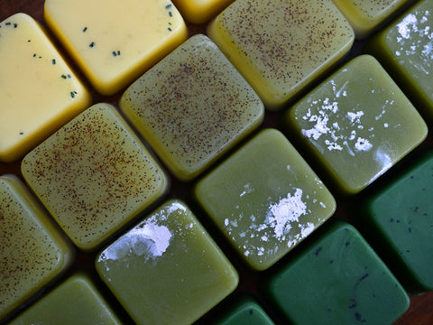 Mini Soap Sampler : Fresh